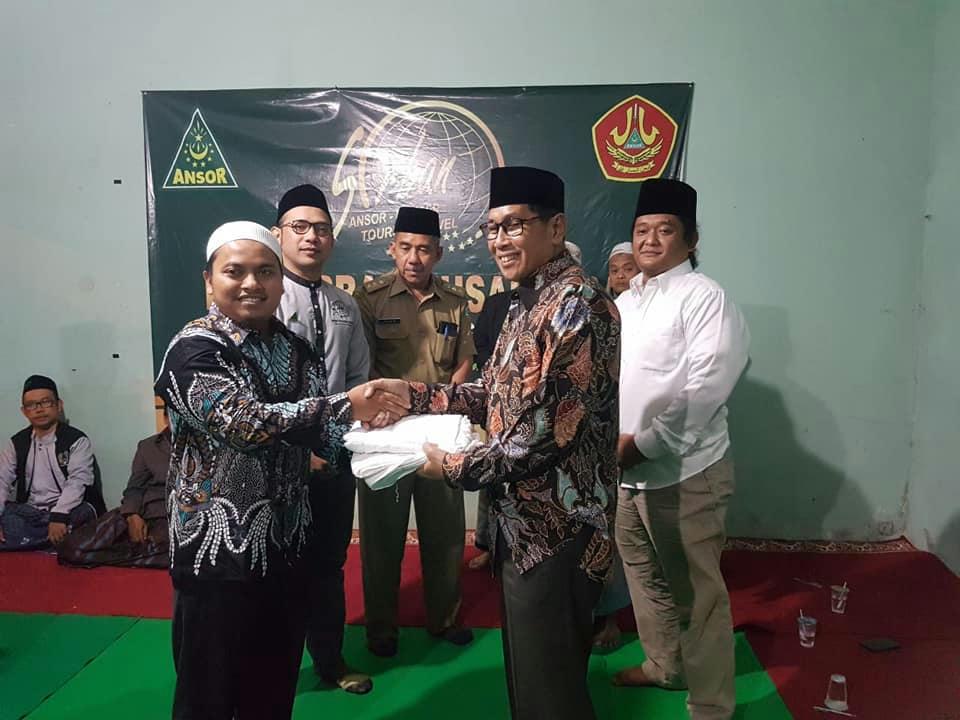 Disaksikan Wakil Walikota, PT Sorban NUsantara Kota Tasikmalaya Berangkatkan Jemaah Haji Furoda